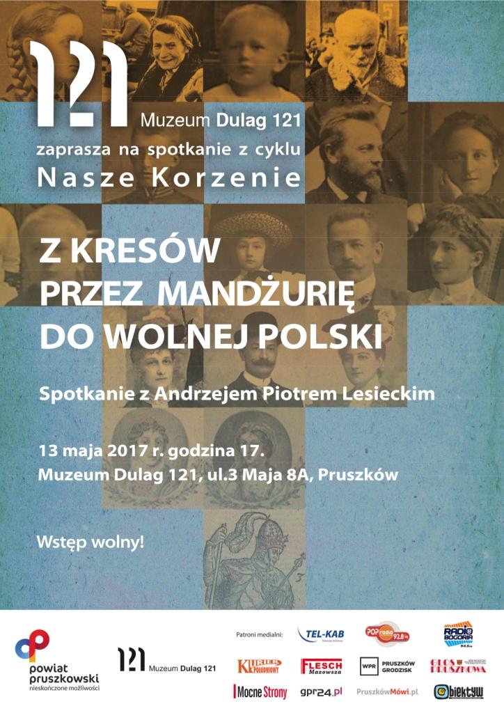 NK Lesiecki plakat