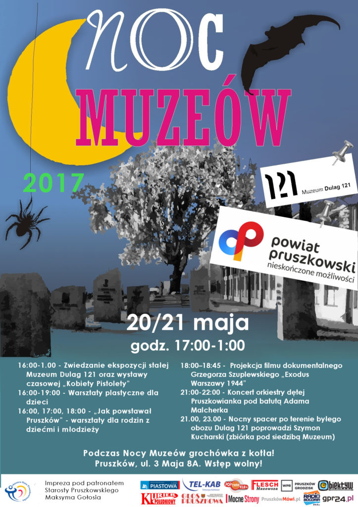 NOC MUZEOW 2017