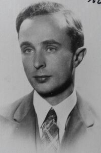Mieczysław Tyrakowski. Z arch. pryw.